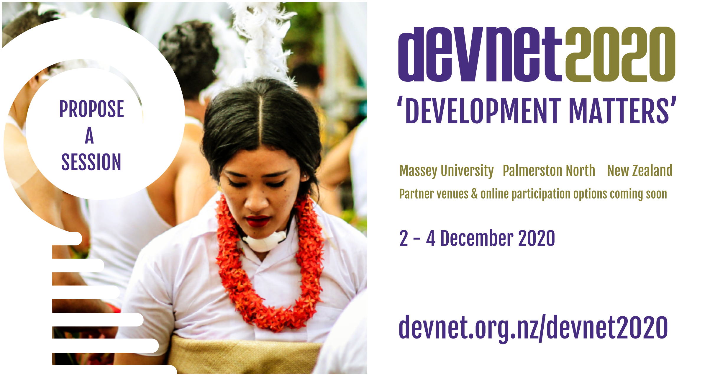 Submit a proposal for a session at DevNet2020 by 1 June 2020.